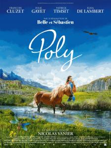 Affiche du film Poly - cheval et jeune fille